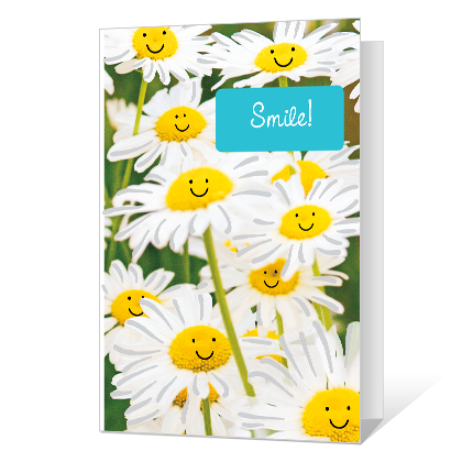 Smile! Just Because Cards