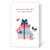 A Daughter Like You Birthday Cards