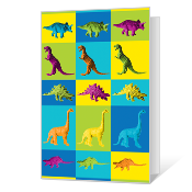 Dino-mite Birthday Birthday Cards