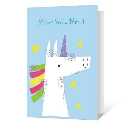 Make a Wish Birthday Cards