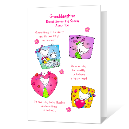 Something Special Printable Birthday Cards