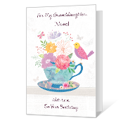 Happy Memories Birthday Cards