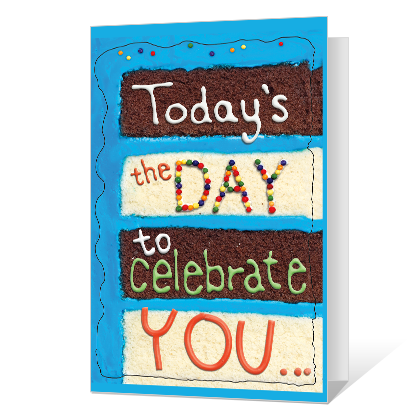 Let's Celebrate You Birthday Cards