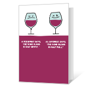 Cheers to You! Birthday Cards