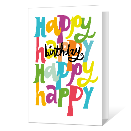 Happy Happy Birthday Birthday Cards