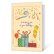 Celebrating You Birthday Cards