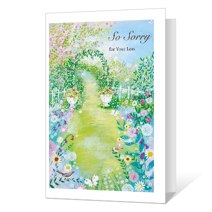 Sympathy and Caring Sympathy Cards