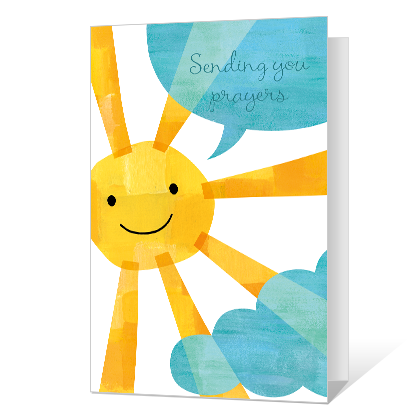 Happy Thoughts Encouragement Cards