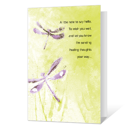 Day By Day Printable Get Well Cards