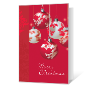 Season of Joy Printable Christmas Cards
