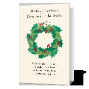Across the Miles Printable Christmas Cards