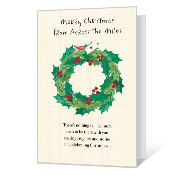 Across the Miles Printables Christmas Cards