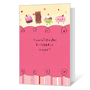So Sweet greeting card