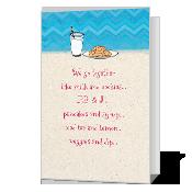 Perfect Pair greeting card