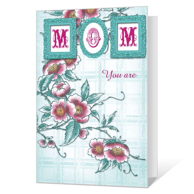 Loved More Than Words Mother's Day Cards