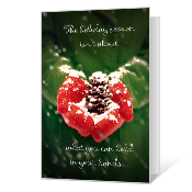 Wonderful Season Printable Season's Greetings Cards