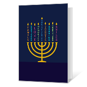 Thinking of You Printable Hanukkah Cards