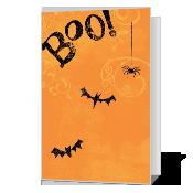 Creepy Evening Halloween Cards