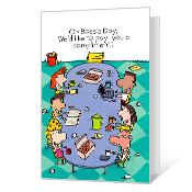 Great People Boss's Day Cards