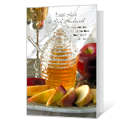 With Love to You Rosh Hashanah Cards