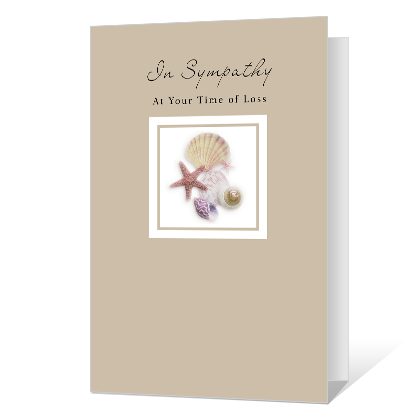 Prayer for Comfort Printable Sympathy Cards