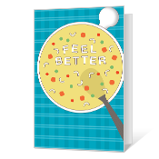 Feel Better Soon Printable Get Well Cards