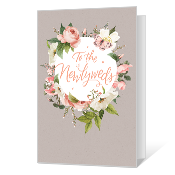 Lifetime of Love Printable Wedding Cards