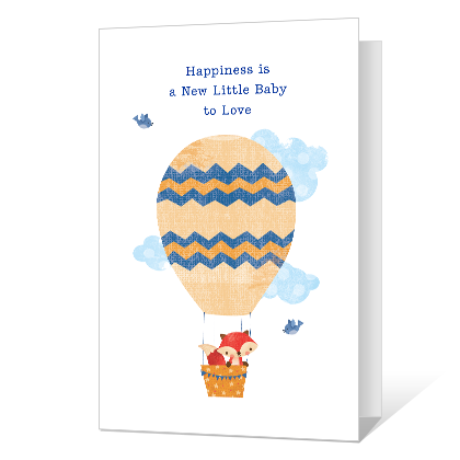 Baby to Love Printable Baby Cards