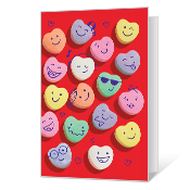 Have A Sweet Day Printable Valentine's Day Cards