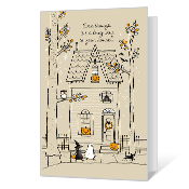 Across the Miles Printable Halloween Cards