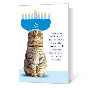 Hanukkah Surprises Printable Hanukkah Cards