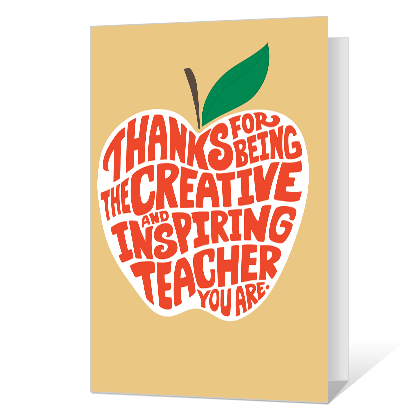 You Make a Difference Printable National Teacher Appreciation Week Cards