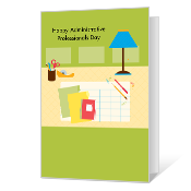 Thanks for Everything Printable Administrative Professional's Day Cards