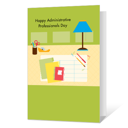Thanks for Everything Administrative Professional's Day Cards