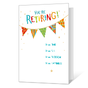 Happy Retirement Printable Retirement Cards