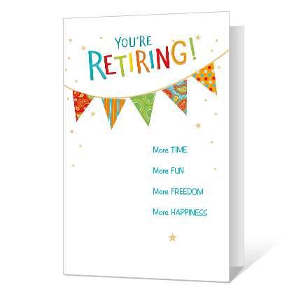 Stupendous image intended for free printable retirement cards