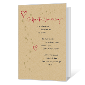 Celebrating Your Love Printable Anniversary Cards