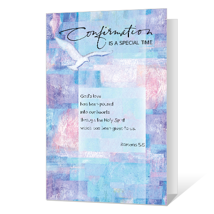 Confirmation Time Printable Confirmation Cards