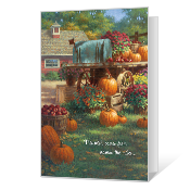 A Wonderful Thanksgiving Printable Thanksgiving Cards