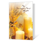 My Prayer for You Printable Thanksgiving Cards
