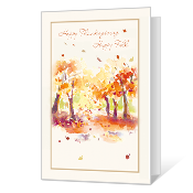 picture relating to Printable Thanksgiving Cards named Printable Thanksgiving Playing cards Blue Mountain