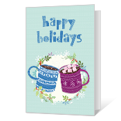 Holiday Warmth Printable