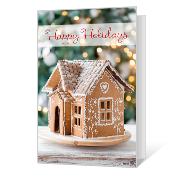 Sweet Holidays Printable Season's Greetings Cards