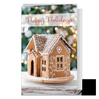 Sweet Holidays Printable Season's Greetings Cards