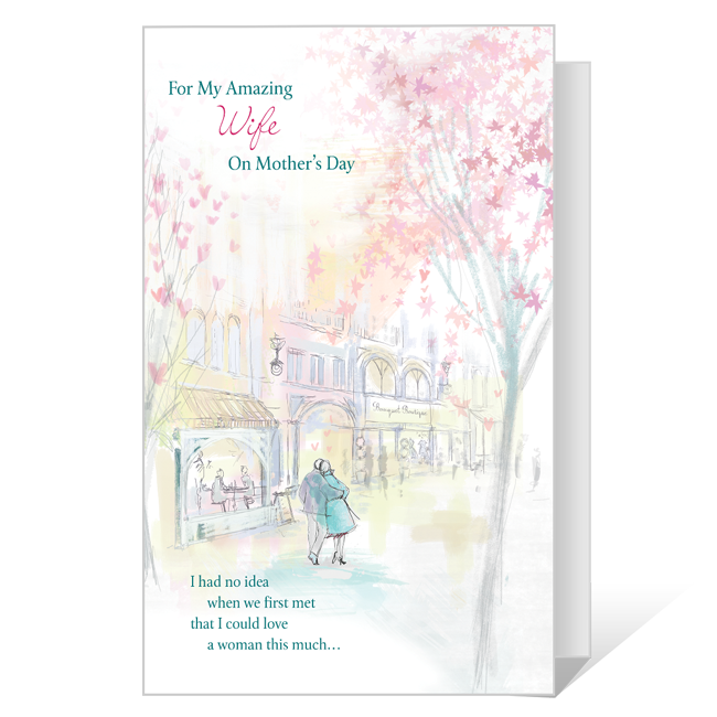 When We First Met Printable Mother's Day Cards