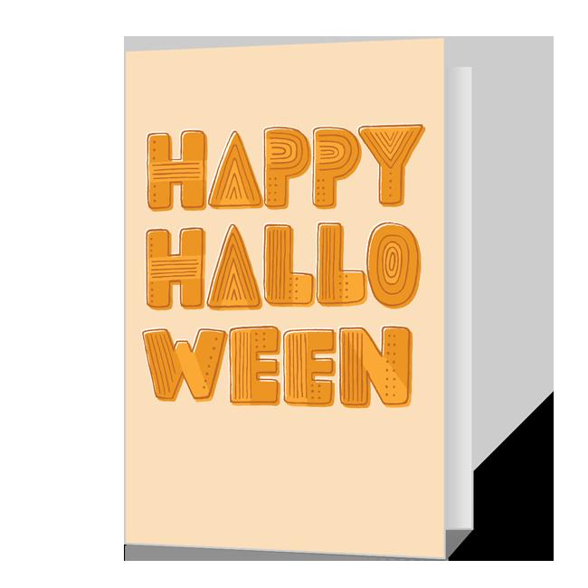 Hauntingly Happy Halloween Cards