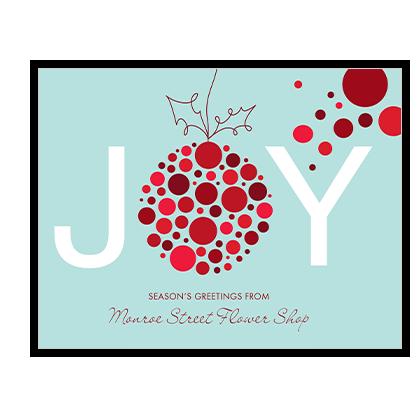 The Season of Joy Season's Greetings Cards