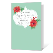 Wishing You Everything Wonderful Printable Christmas Cards