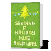 Mmm...pine Printable Christmas Cards