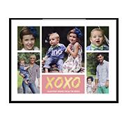 XOXO Add-a-Photo Valentine's Day Cards